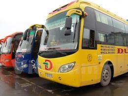 Hướng dẫn thí điểm dịch vụ vận chuyển hành khách du lịch