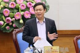 Phó Thủ tướng Vương Đình Huệ: Không đặt nặng vấn đề nguồn bố trí chi trả lương