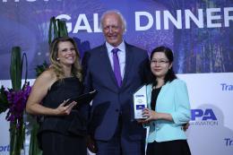 Lần đầu tiên Vietnam Airlines được nhận giải thưởng Hãng hàng không của năm