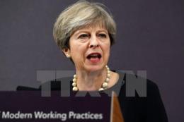 Thủ tướng Anh khẳng định sẽ từ chức trước tổng tuyển cử