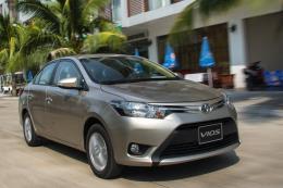 Giảm giá mạnh nhưng doanh số bán xe của Toyota Việt Nam vẫn không tăng trưởng