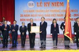 Phát triển Đại học Y Hà Nội thành mô hình đại học khoa học sức khỏe trọng điểm quốc gia