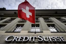 Credit Suisse giảm lỗ bất chấp Mỹ cải cách thuế