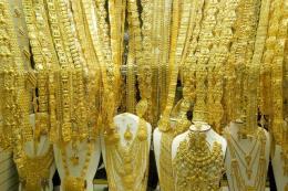 Thị trường vàng trong nước diễn biến ảm đảm