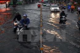Dự báo thời tiết ngày mai 18/9: Khu vực Bắc Bộ và Hà Nội có mưa vừa đến mưa to