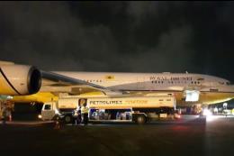 APEC 2017: Petrolimex Aviation hoàn thành cung cấp nhiên liệu bay