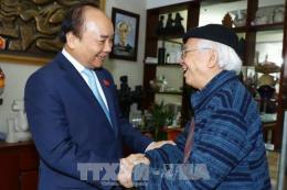 Thủ tướng Nguyễn Xuân Phúc thăm hỏi, chúc mừng các nhà giáo nhân dịp 20/11