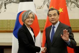 Trung-Hàn nỗ lực cải thiện quan hệ song phương