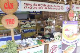 Nhiều sản phẩm độc đáo tại Hội chợ đặc sản vùng miền Việt Nam năm 2017