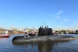 Mỹ: Vật thể mới phát hiện không phải của tàu ngầm Argentina mất tích