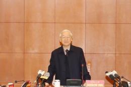 Thường trực Ban Chỉ đạo Trung ương về phòng, chống tham nhũng nhóm họp tại Hà Nội