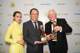 Vienam Airlines thắng lớn tại lễ trao giải do World travel Awards 2017