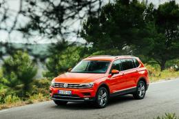 Đi ngược xu hướng thị trường ô tô nhập, Volkswagen giảm giá đến 140 triệu