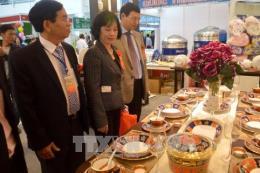 450 gian hàng tham gia hội chợ hàng Việt và nông sản an toàn thực phẩm Đà Nẵng 2017
