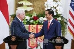 Vị trí của Indonesia trong chính sách Ấn Độ Dương-Thái Bình Dương của Mỹ