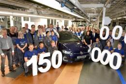 Volkswagen thiết lập kỷ lục sản xuất trên 6 triệu xe ô tô