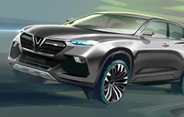 Hai mẫu xe đầu tiên của Vinfast sẽ ra mắt tháng 10 tại Paris Motorshow 2018