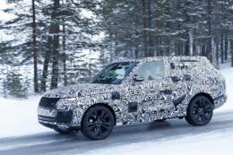 Land Rover ra mắt mẫu xe SUV coupé hạng sang cỡ lớn vào tháng 3 tới