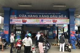 PVOIL giảm 500 đồng/lít xăng E5 và dầu DO cho khách hàng trong dịp Tết Mậu Tuất