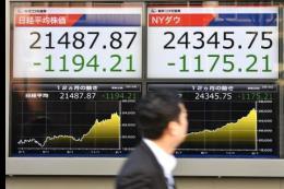 Chứng khoán châu Á giảm điểm khi vòng áp thuế mới Mỹ-Trung có hiệu lực