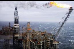 Giá dầu thế giới đảo chiều tăng trong phiên đầu tuần