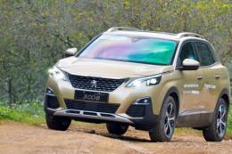 Bảng giá xe ô tô Peugeot tháng 2/2018 tại Việt Nam