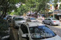 Giá cho thuê xe ô tô tự lái tăng mạnh