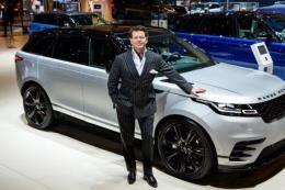 Range Rover Velar được