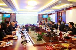 Đại sứ Nadav Eshcar sẵn sàng làm cầu nối giữa Tập đoàn FLC và các doanh nghiệp Israel