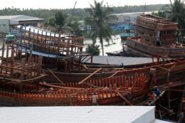 Tạo điều kiện cho ngư dân tiếp cận vốn vay đóng mới tàu cá theo Nghị định 67