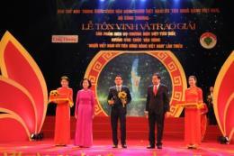 """Petrolimex Aviation đoạt giải thưởng """"Top doanh nghiệp thương hiệu Việt tiêu biểu"""""""