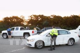 Bang Texas (Mỹ) tiếp tục xảy ra vụ nổ thứ 6