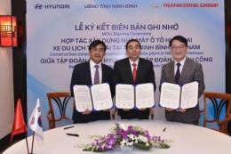 Hyundai Thành Công chuẩn bị xây dựng nhà máy sản xuất, lắp ráp ô tô thứ 2