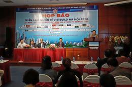 Sắp diễn ra triển lãm VIETBUILD Hà Nội 2018