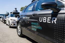 Tòa án Slovakia ra lệnh đình chỉ hoạt động của dịch vụ taxi Uber