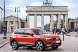 Bảng giá xe ô tô Volkswagen tháng 4/2018