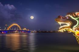 Những cây cầu nổi danh Đà Nẵng sẽ diễu hành tại carnaval đường phố - DIFF 2018