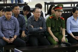 Hà Văn Thắm xin giảm nhẹ hình phạt cho một số bị cáo