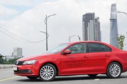 Bảng giá xe ô tô Volkswagen tháng 5/2018