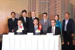 Gần 8.000 tỷ đồng xây dựng dự án Khu đô thị Akari City
