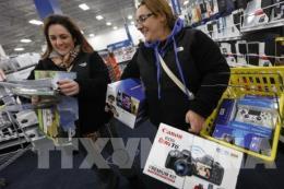 Lòng tin tiêu dùng tại Mỹ giảm mạnh nhất trong gần 7 năm