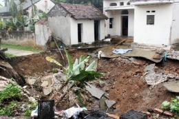 Hà Nội lập kế hoạch khắc phục sụt lún đất ở Mỹ Đức