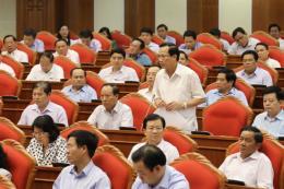Cán bộ, đảng viên, nhân dân quan tâm tới những quyết sách đúng đắn, thiết thực