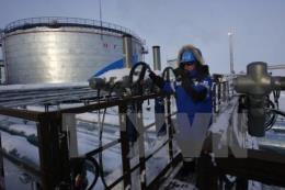 Giá dầu tăng do Saudi Arabia cắt giảm sản lượng