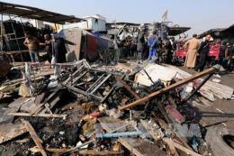 Iraq: Đánh bom liều chết nhằm vào đám tang làm gần 40 người thương vong