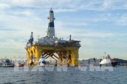 Giá dầu Brent lần đầu tiên chạm mức cao 80 USD/thùng