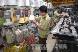 Quản lý chất lượng sản phẩm trước khi lưu thông trên thị trường