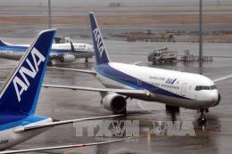 Sơ tán khẩn hành khách trên máy bay của hãng hàng không ANA