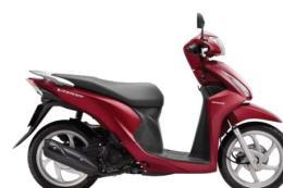 Vision và Wave Alpha dẫn dắt doanh số bán hàng của Honda Việt Nam