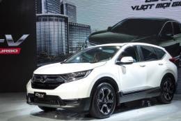 Honda CR-V thế hệ thứ 5 nhận 2 giải thưởng lớn từ ASEAN NCAP